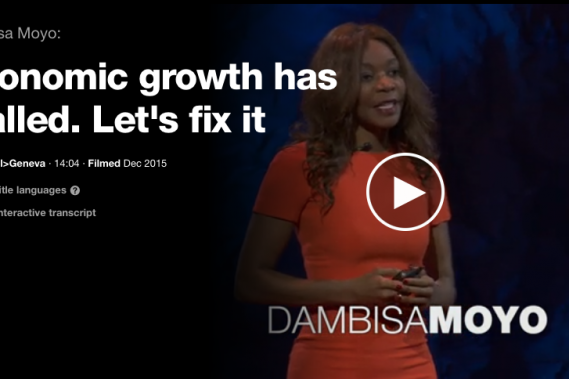 Economic growth has stalled. Let's fix it