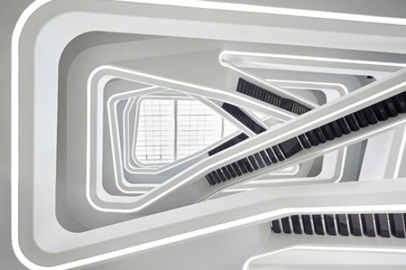 Incredible photos from Zaha Hadid's Instagram prove why she was one of the world's best architects